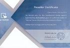 Сертификат Weintek